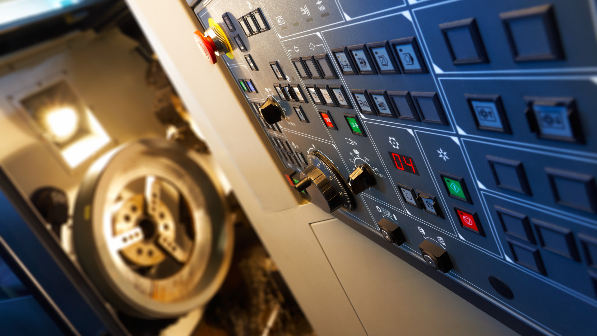 <p>Dodávky obráběcích strojů nových i po provedené generální opravě.</p>